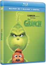 Le Grinch - MULTI FULL BLURAY 3D