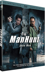 Manhunt - MULTI BluRay 1080p