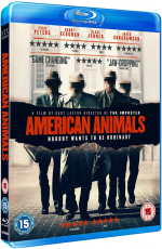 American Animals - MULTI FULL BLURAY