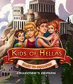 Kids of Hellas - Back to Olympus