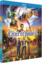 Chair de poule 2 : Les Fantômes d'Halloween  - MULTi (Avec TRUEFRENCH) HDLight 1080p