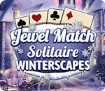 Jewel Match Solitaire - Winterscapes