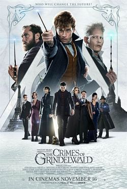 Fantastic Beasts The Crimes Of Grindelwald 2018 FRENCH HDRip x264