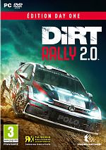 DiRT Rally 2.0 - PC DVD