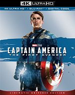 Captain America : First Avenger - MULTi (Avec TRUEFRENCH) 4K UHD
