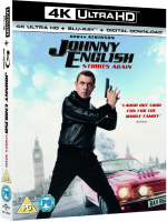 Johnny English contre-attaque - MULTi (Avec TRUEFRENCH) FULL UltraHD 4K