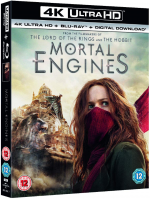 Mortal Engines  - MULTi (Avec TRUEFRENCH) FULL UltraHD 4K