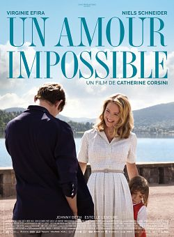 Un Amour Impossible 2018 FRENCH HDRip x264