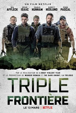 Triple Frontier 2019 FRENCH WEBRip x264