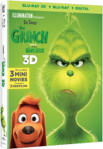 Le Grinch  - MULTi (Avec TRUEFRENCH) FULL BLURAY 3D