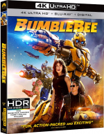 Bumblebee - MULTi (Avec TRUEFRENCH) FULL UltraHD 4K
