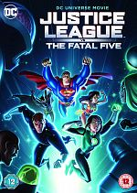 Justice League vs. The Fatal Five - FRENCH BDRip