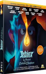 Astérix - Le Secret de la Potion Magique - FRENCH FULL BLURAY 3D