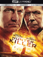 Hunter Killer  - MULTi (Avec TRUEFRENCH) 4K UHD