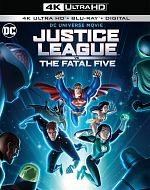 Justice League vs. The Fatal Five - MULTI 4K UHD