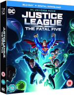 Justice League vs. The Fatal Five - MULTI FULL BLURAY
