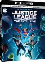 Justice League vs. The Fatal Five - MULTI FULL UltraHD 4K