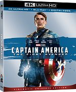 Captain America : First Avenger - MULTi (Avec TRUEFRENCH) FULL UltraHD 4K