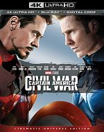 Captain America: Civil War - MULTi (Avec TRUEFRENCH) 4K UHD