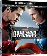 Captain America: Civil War - MULTi (Avec TRUEFRENCH) FULL UltraHD 4K