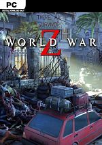 World War Z - PC DVD