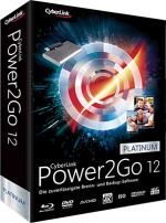 CyberLink Power2Go Platinum v12.0.1508.0 Multilanguage