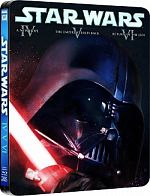 Star Wars : Episode IV - V - VI - +Bonus - Multi VFF HDLight 1080p