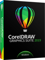 CorelDRAW Graphics Suite 2019 v21.1.0.643 + Content Pack Multi-langue
