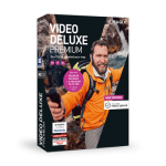MAGIX Video deluxe Premium 2019 v18.0.3.261 x64 + Content Pack Multi-langue
