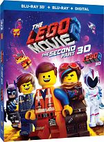 La Grande Aventure Lego 2 - MULTI FULL BLURAY 3D