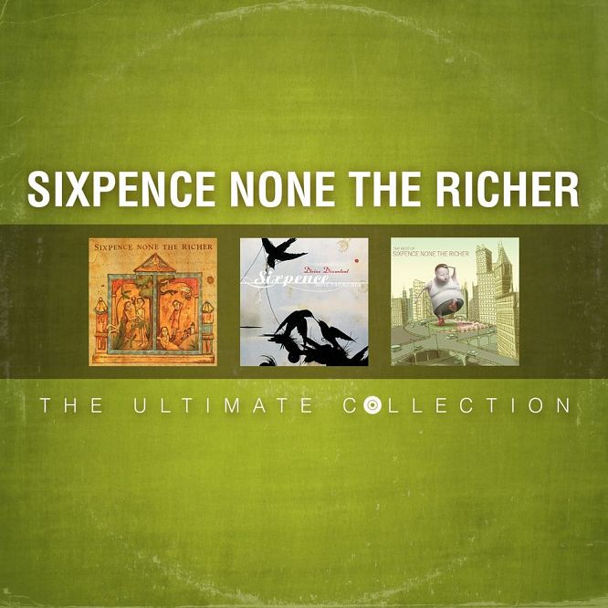 Sixpence None the Richer-Sixpence None the Richer