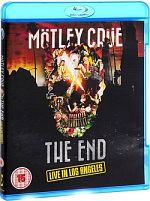 Musique - Mötley Crüe - The End.Live In Los Angeles 2016