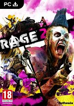 RAGE 2 - MULTiLANGUES PC DVD