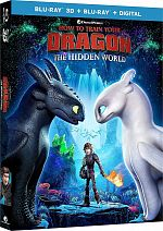 Dragons 3 : Le monde caché - MULTi BluRay 1080p 3D