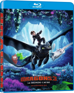 Dragons 3 : Le monde caché  - MULTi (Avec TRUEFRENCH) FULL BLURAY