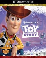 Toy Story - MULTi (Avec TRUEFRENCH) 4K UHD