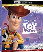 Toy Story - MULTI FULL UltraHD 4K