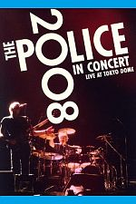Musique - The Police - Live In Concert Tokyo 2008