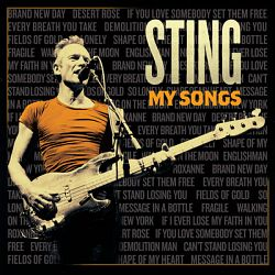 Sting-My Songs (Deluxe)