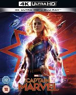 Captain Marvel  - MULTi (Avec TRUEFRENCH) 4K UHD