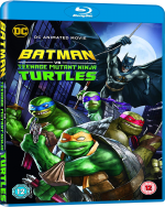 Batman vs. Teenage Mutant Ninja Turtles - MULTI FULL BLURAY