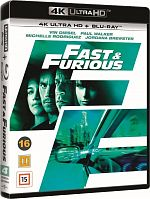 Fast and Furious 4 - MULTi (Avec TRUEFRENCH) FULL UltraHD 4K