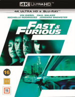 Fast and Furious 4 - MULTi (Avec TRUEFRENCH) 4K UHD