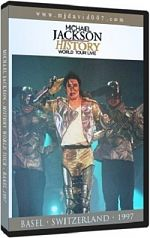 Musique - Michael Jackson - History World Tour