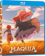 Maquia - When the Promised Flower Blooms - MULTi FULL BLURAY