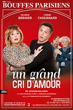 Théâtre - Un grand cri d'amour - FRENCH 720p HDTV