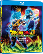 Dragon Ball Super: Broly - MULTI FULL BLURAY