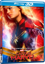 Captain Marvel  - MULTi (Avec TRUEFRENCH) FULL BLURAY 3D