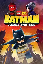 LEGO DC: Batman - Family Matters - FRENCH HDRip