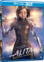 Alita : Battle Angel  - MULTi (Avec TRUEFRENCH) BluRay 1080p 3D